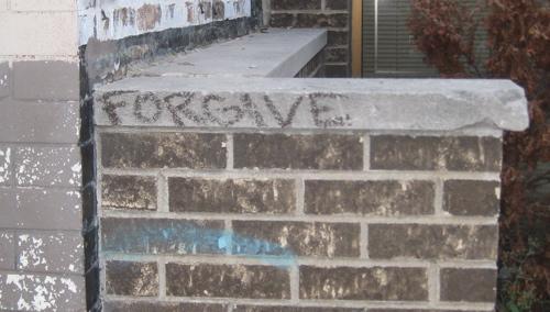 More Forgiveness...